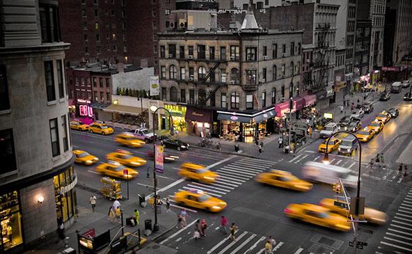 Google investit dans le service de taxis Uber