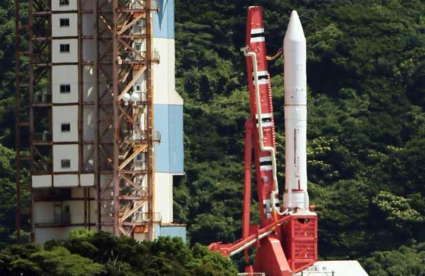 Japon: Faux départ pour la fusée Epsilon