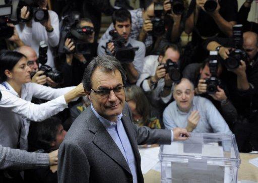 Catalogne: échec pour les nationalistes malgré la poussée indépendantiste