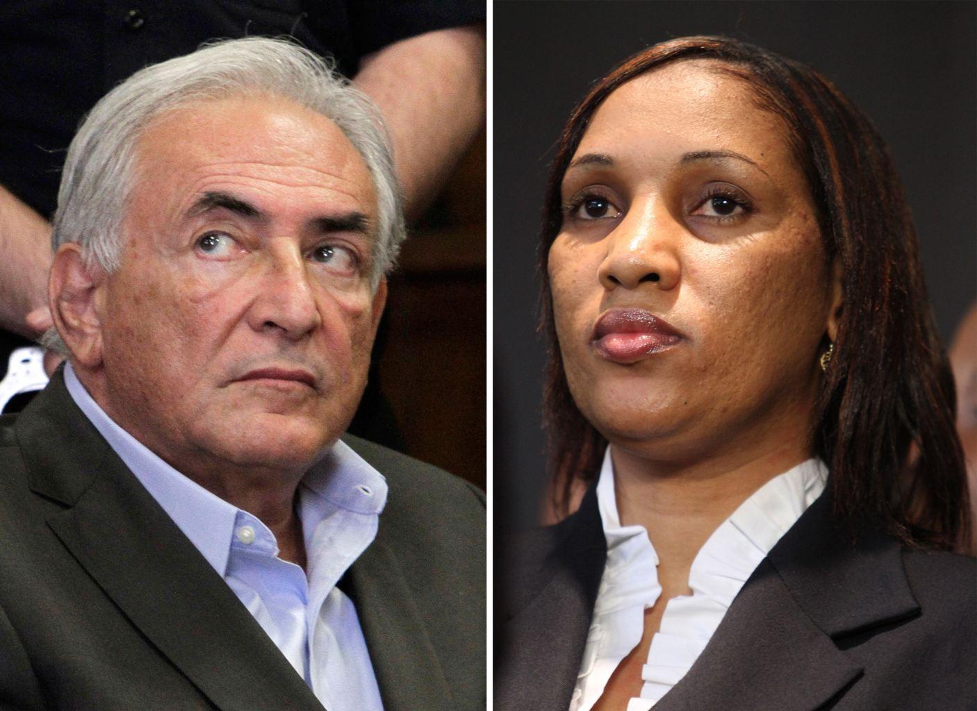 DSK et Nafissatou Diallo seraient parvenus à un accord amiable