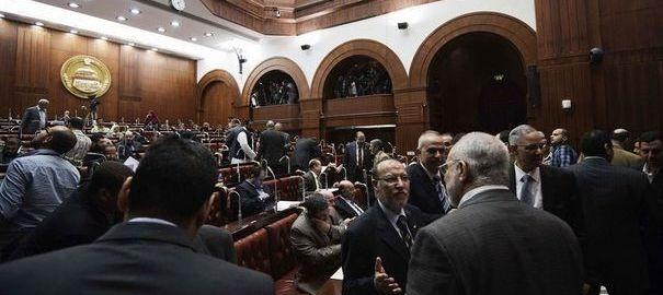 Egypte: la nouvelle Constitution adoptée sous les critiques de l'opposition