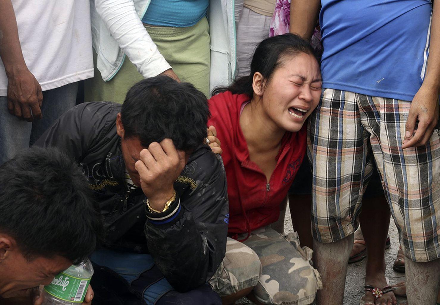 Typhon aux Philippines: Plus de 600 morts, l'ONU sollicite 65 millions de dollars
