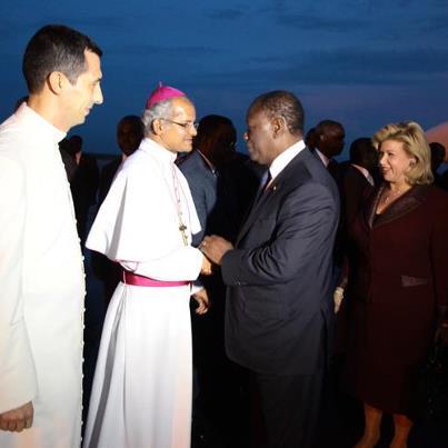 Le nonce apostolique à Abidjan meurt dans un accident de la route