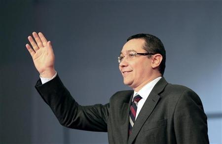 Le Premier ministre roumain reconduit à son poste