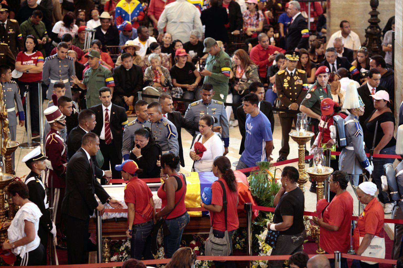L'élection présidentielle au Venezuela fixée au 14 avril