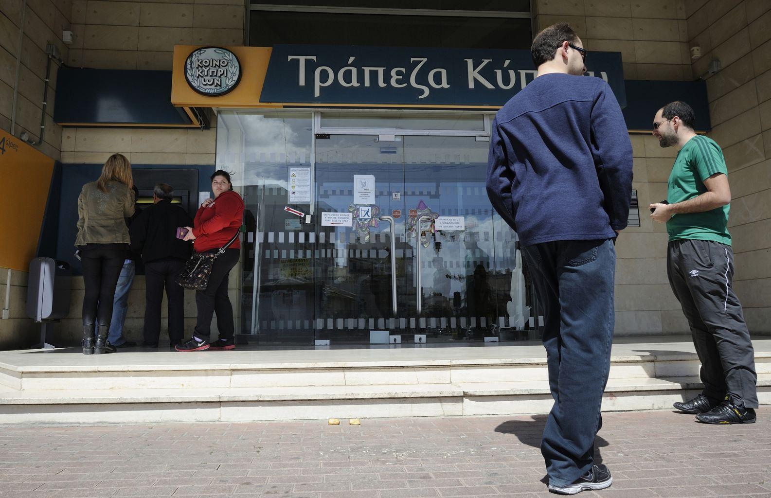 Chypre: la zone euro se prononce sur un plan d'aide