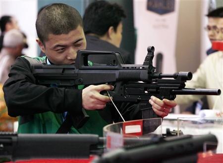 La Chine redevient le cinquième exportateur d'armes au monde