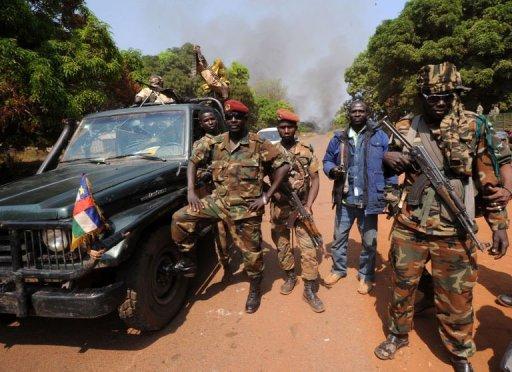 Centrafrique: la rébellion mécontente retient cinq de ses ministres