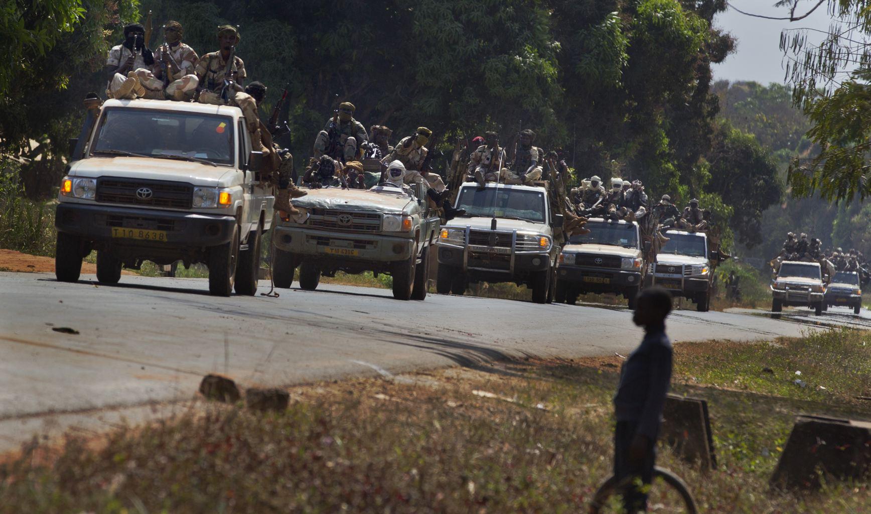 """Centrafrique: un gouvernement d""""'union nationale"""" formé avant le sommet de N'Djamena"""