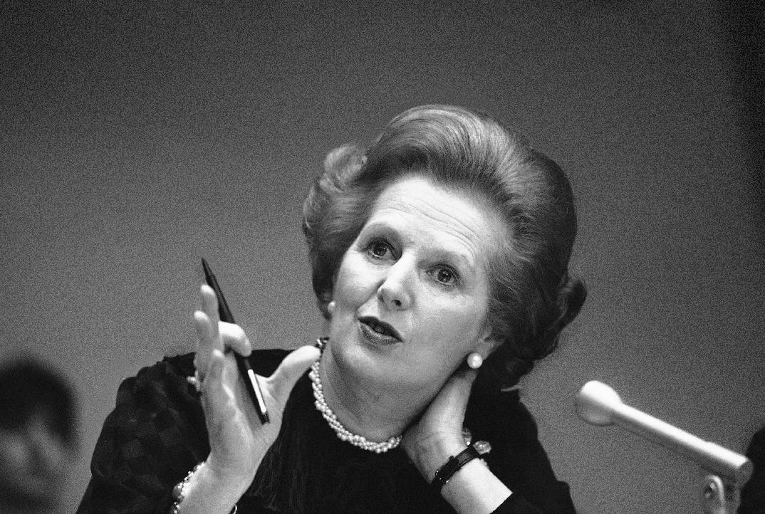 La dépouille de Margaret Thatcher a quitté le Ritz