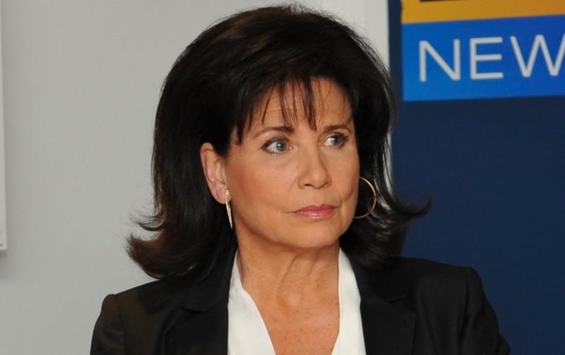 """Anne Sinclair sur Marcela Iacub : """"C'est méprisable"""""""
