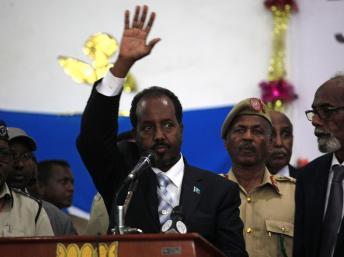 Somalie : Attaqué, le président s'en sort indemne