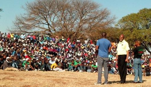 L'Afrique du Sud frappée par une vague de grèves
