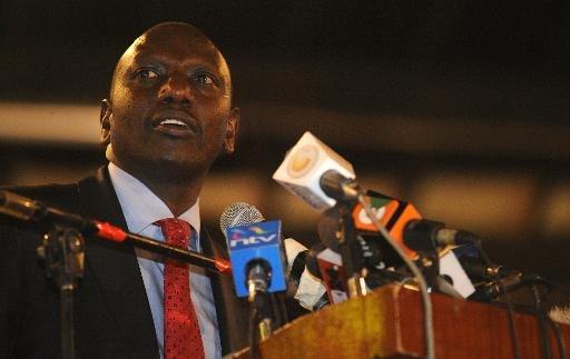 Kenya: le procès du vice-président William Ruto s'ouvre à La Haye