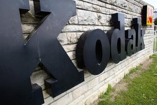 Kodak sort de faillite délesté de l'essentiel de ses activités