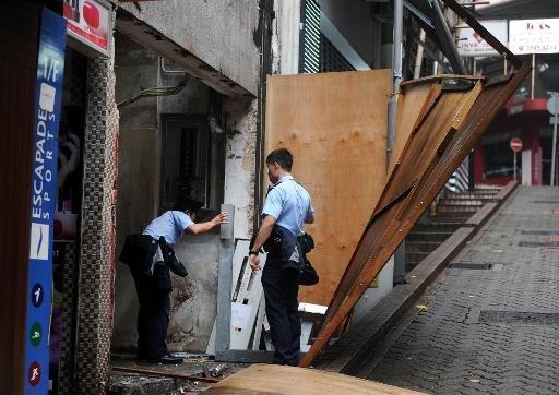 Chine le typhon Usagi fait au moins 25 morts dans le sud du pays