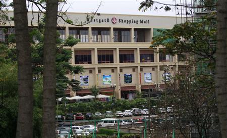 L'ATTAQUE DE NAIROBI AURAIT FAIT 59 MORTS