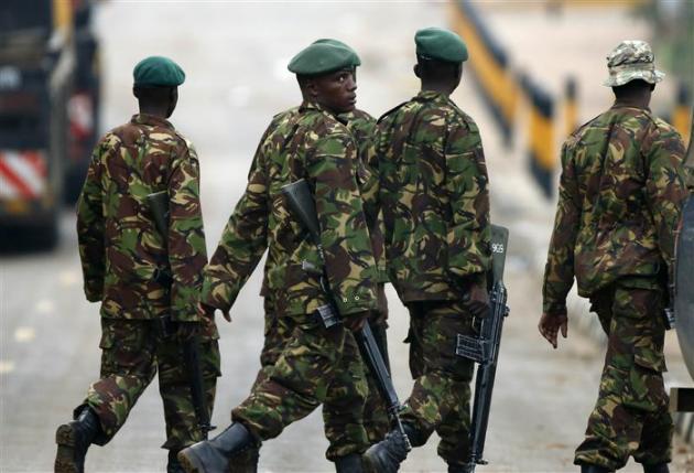 TOUS LES OTAGES AURAIENT ÉTÉ LIBÉRÉS À NAIROBI