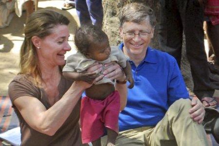 Médecine : un prix prestigieux pour Bill et Melinda Gates
