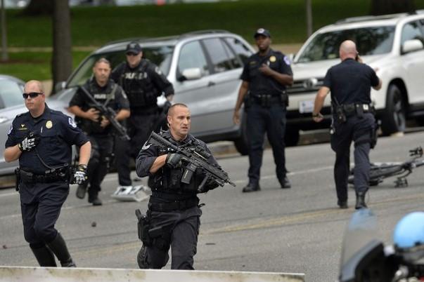 Washington : coups de feu à l'extérieur du Capitole