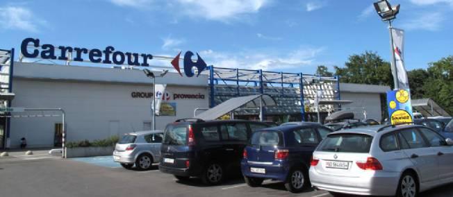Carrefour lance une liseuse et la vente en ligne de livres