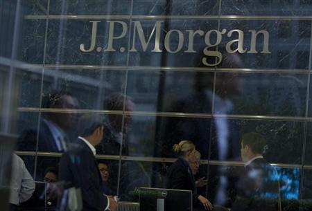 JPMORGAN VERSERA 5,1 MILLIARDS DE DOLLARS POUR UN CONTENTIEUX
