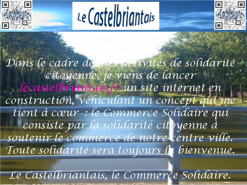 Affiche Le Castebriantais