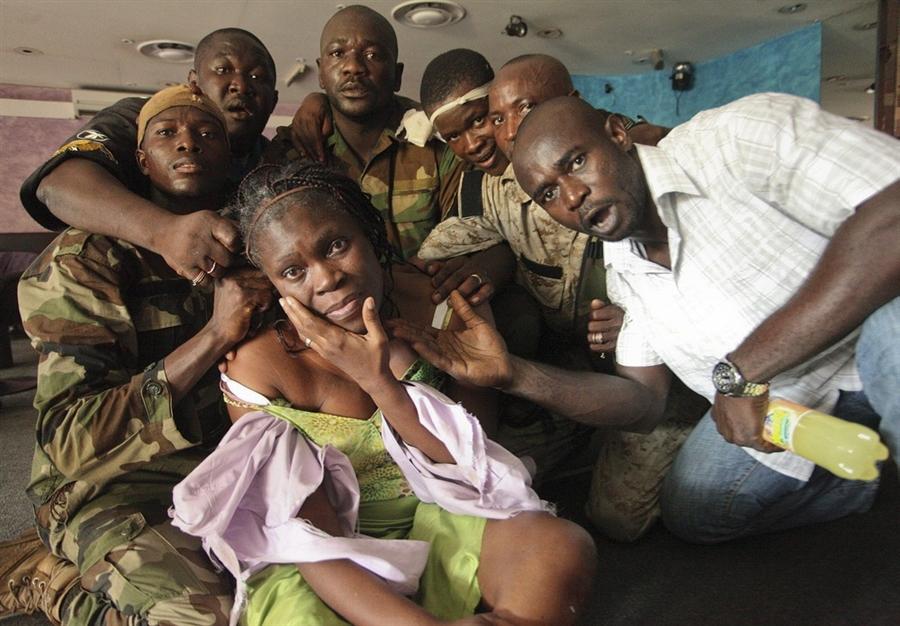 GBAGBO Simone, Femme du Président GBAGBO Laurent