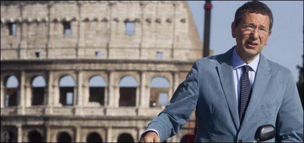 La ville de Rome au bord de la faillite