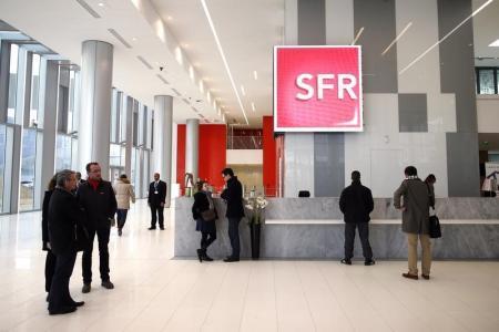 BOUYGUES OFFRE 14,5 MILLIARDS D'EUROS POUR SFR