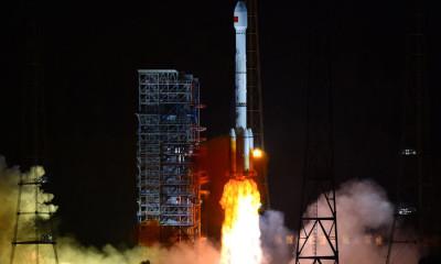 La Chine lance deux satellites pour son système de navigation indépendant