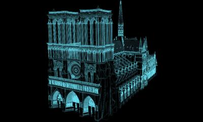 newest 68a39 c3e51 Notre Dame de Paris et autres Monuments   l Avant et le Toujours